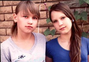 девочка, девочка, 10, десять лет, подружки