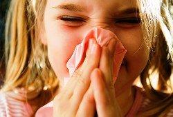 ребенок, девочка, болезнь, насморк