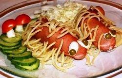 Блюда для детей