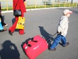 Выезд детей за пределы Украины