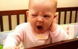 Если грудной ребенок плохо спит…