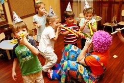 Отмечаем день рождения ребенка