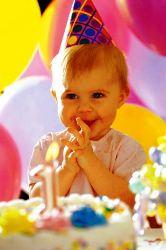 Что подарить на день рождения ребенка, когда ему исполняется год