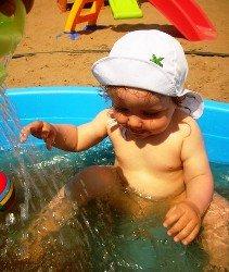 Дети голышом на пляже: быть или не быть