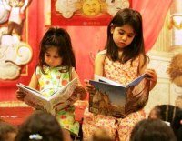 Какими должны быть картинки в книгах, которые читают дети?