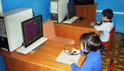 Дети онлайн: техника безопасности