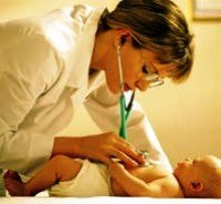 Заболевания детей грудного возраста