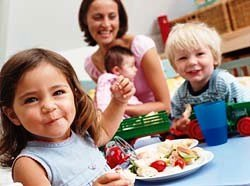 Как заставить детей есть каши?