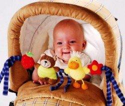 Сбор приданого для малыша коляски для