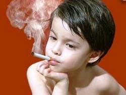 Откуда берутся курящие дети