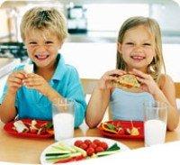 Питание детей: лучше не бывает