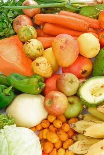 Чем полезны овощи и фрукты