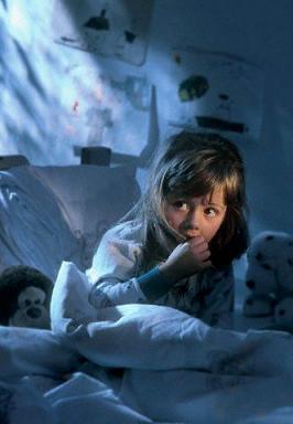 Детский страх темноты