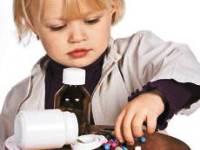 Что делать если ребенок съел незнакомые таблетки?