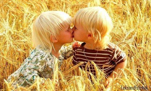 Первая любовь вашего ребенка