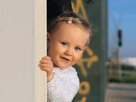 Если ваш малыш застенчив