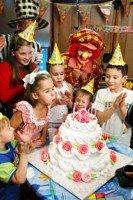 Лучший сценарий на день рождения детей