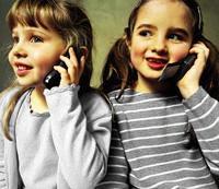 Как выбрать мобильный телефон для ребенка?