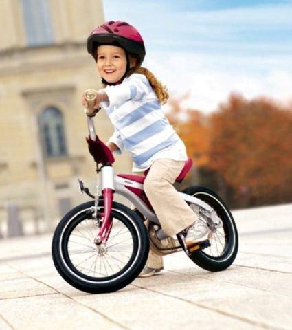 Велосипед для маленького школьника