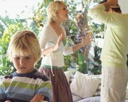 Если родители ссорятся