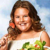 Откуда берутся толстые дети?