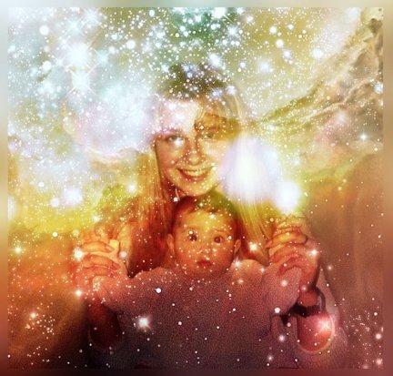 Звездный мир для малыша