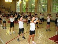 Физическое воспитание детей