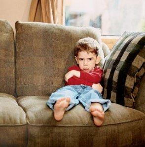 Обидчивый ребенок: как быть?