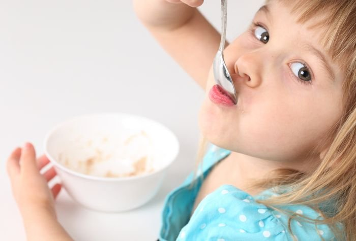 Орехи в питании ребенка