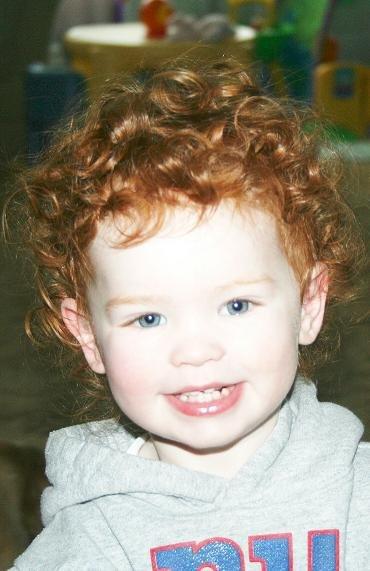 Характер малыша по цвету волос