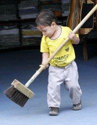 Воспитываем здоровую любовь к труду