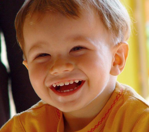 Учим малыша мыслить позитивно