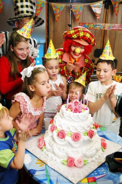 Что приготовить для детского праздника
