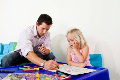 Как эффективно помочь малышу с домашним заданием