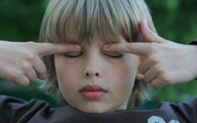 Волшебные упражнения для улучшения зрения мамы и ребенка