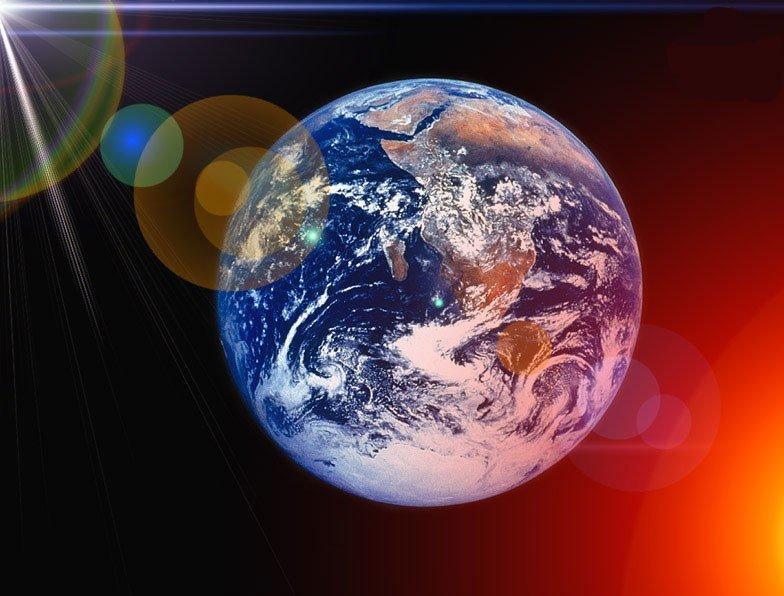 Ребенку о планете Земля