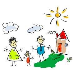 Детский рисунок - отражение маленькой души