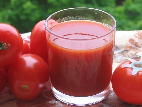 Пейте томатные соки!
