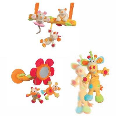 Как правильно выбрать мягкую игрушку для младенца