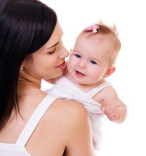 Мамины слова на счастье ребенка