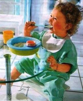 Самый лучший завтрак для детей