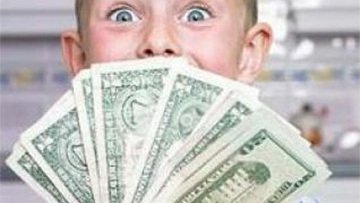 Самые богатые дети мира