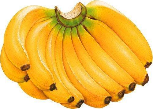 Вкусные бананы для здоровья малыша