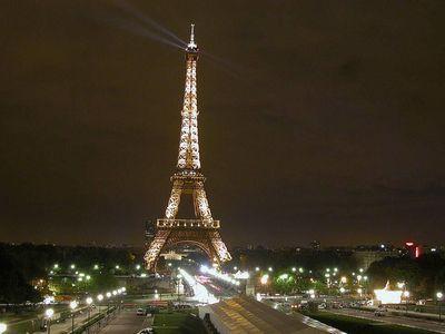 Париж для маленьких путешественников