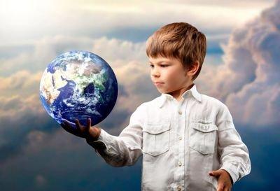 Духовная эволюция и дети Индиго