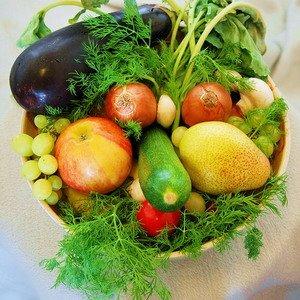 Польза зелени для детского питания