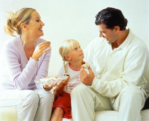 Дети способны научить старших