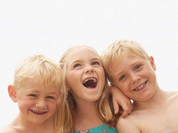 Третий ребенок радует душу