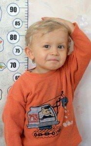 Физическое развитие детей и измерение его параметров