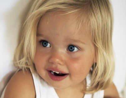 Красивые дети и способы их зачатия